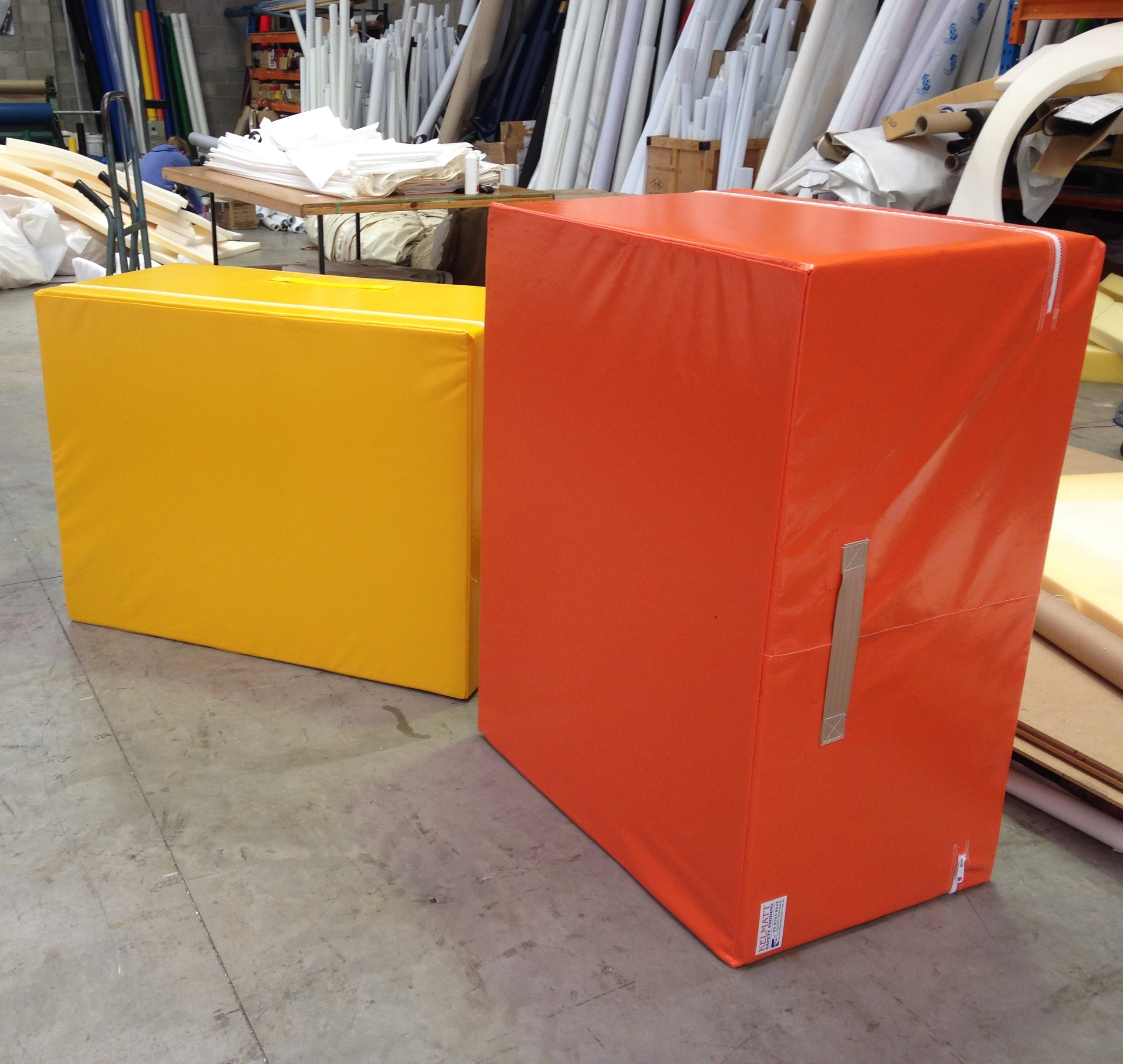 Spotters Boxes