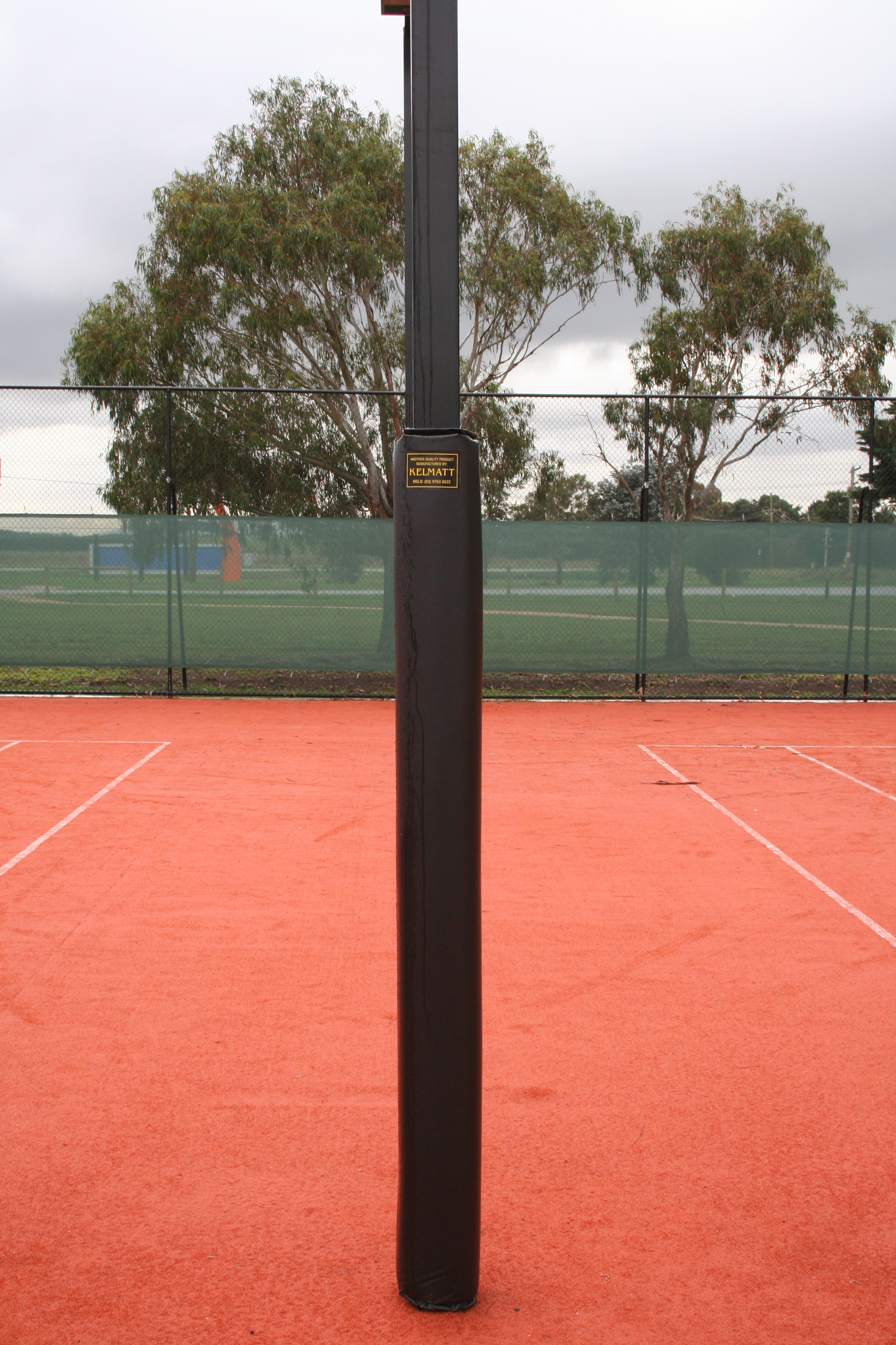 Tennis Court Safety Padding