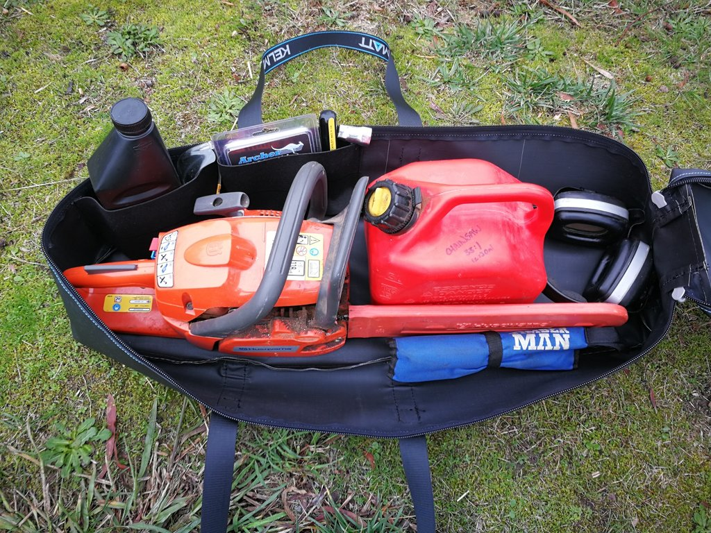 Chainsaw Bag – Small
